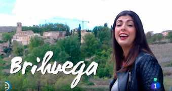 Cuevas de Brihuega en TVE